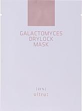 Perfumería y cosmética Mascarilla facial de tejido con niacinamida y extracto de aloe vera - Ultru I'm Sorry For My Skin Galactomyces Drylock Mask