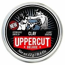 Perfumería y cosmética Arcilla para cabello de fijación fuerte - Uppercut Matt Clay Mini