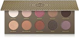 Perfumería y cosmética Paleta de sombras de ojos - Zoeva Cocoa Blend Palette