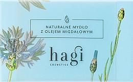 Perfumería y cosmética Jabón con aceite de almendras - Hagi Soap