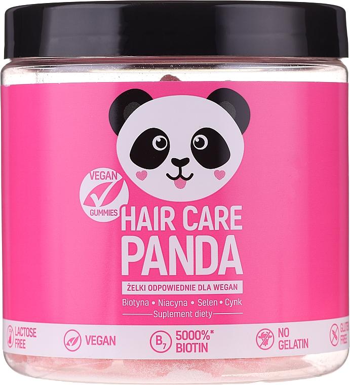 Complemento alimenticio en gominolas biotina - Noble Health Travel Hair Care Panda