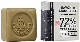 Perfumería y cosmética Jabón natural de Marsella con aceite de oliva - La Corvette Savon de Marseille Olive