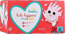 Perfumería y cosmética Toallitas húmedas para bebés sin alcohol - Pampers Kids On The Go