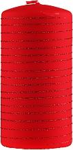 Perfumería y cosmética Vela decorativa, roja, 7x10 cm - Artman Candle Andalo