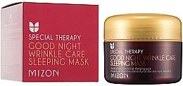 Perfumería y cosmética Mascarilla facial de noche antiarrugas con retinol - Mizon Good Night Wrinkle Care Sleeping Mask