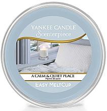 Perfumería y cosmética Cera perfumada - Yankee Candle A Calm & Quiet Place Scenterpiece Melt Cup