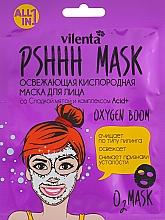Perfumería y cosmética Mascarilla facial refrescante con menta - Vilenta Pshhh Mask