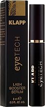 Perfumería y cosmética Booster sérum de pestañas con pantenol y cafeína - Klapp Eyetech Lash Booster Serum