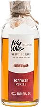 Perfumería y cosmética Difusor de canela, jengibre y naranja 100% aceite esencial - We Love The Planet Warm Winter Diffuser