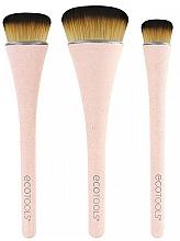 Perfumería y cosmética Brochas de maquillaje, 3uds. - EcoTools 360 Ultimate Blend