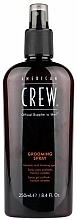 Perfumería y cosmética Spray de acabado para cabello con provitamina B5, fijación variable - American Crew Grooming Spray
