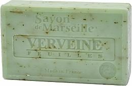 Perfumería y cosmética Jabón de Marsella con aceite de almendras y aroma a hojas de verbena - Le Chatelard 1802 Soap Verbena Leaves