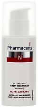 Perfumería y cosmética Crema facial intensiva con manteca de karité y vitamina E - Pharmaceris N Nutri-Capilaril Intensive Nourishing Cream
