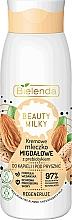 Perfumería y cosmética Leche regeneradora de baño y ducha con aceite de almendras - Bielenda Beauty Milky Regenerating Almond Shower & Bath Milk