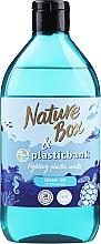 Perfumería y cosmética Gel de ducha con aceite de coco - Nature Box Plastic Bank Shower Gel
