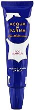 Perfumería y cosmética Acqua di Parma Blu Mediterraneo Fico di Amalfi - Bálsamo labial perfumado con manteca de karité y vitamina C
