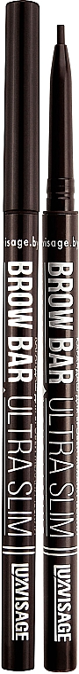 Lápiz de cejas retráctil - Luxvisage Brow Bar Ultra Slim