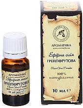 Perfumería y cosmética Aceite esencial de pomelo 100% - Aromatika