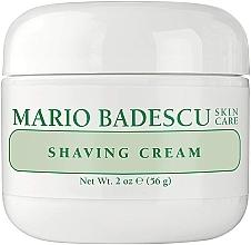 Perfumería y cosmética Crema de afeitar con aceite de lavanda - Mario Badescu Shaving Cream