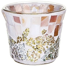 Perfumería y cosmética Portavelas - Yankee Candle Gold and Pearl Votive Sampler Holder