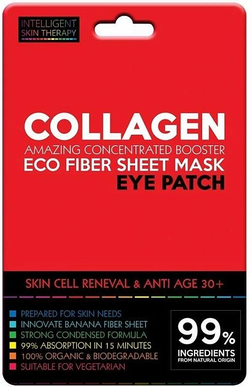 Parches antiedad para contorno de ojos con colágeno marino - Beauty Face IST Cell Rebuilding Eye Patch Marine Collagen