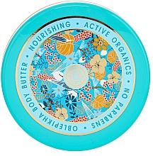 Perfumería y cosmética Manteca corporal nutritiva con aceite de espino amarillo orgánico - Natura Siberica