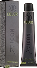 Perfumería y cosmética Crema colorante permanente, sin amoníaco - I.C.O.N. Ecotech Color Natural Hair Color