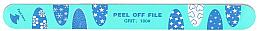 Perfumería y cosmética Lima de uñas, 180/180 - Tools For Beauty Nail File 6 Layer Peel Off