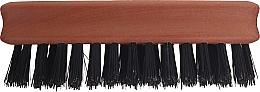 Perfumería y cosmética Cepillo de barba de madera de peral con cerdas naturales de jabalí, formato viaje - Golden Beards Travel Beard Brush
