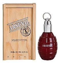 Perfumería y cosmética Gilles Cantuel Arsenal Red - Eau de parfum