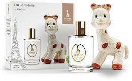 Perfumería y cosmética Parfums Sophie La Girafe Eau de Toilette - (edt/100ml+toy)