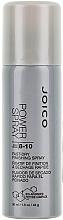 Perfumería y cosmética Laca para cabello de secado rápido, fijación extra fuerte - Joico Style and Finish Power Spray Fast-Dry Finishing Spray-Hold 8-10