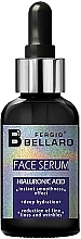Perfumería y cosmética Sérum facial suavizante con ácido hialurónico - Fergio Bellaro Face Serum Hyaluronic Acid