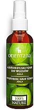 Perfumería y cosmética Tónico capilar natural y ayurvédico para el fortalecimiento del cabello con romero y aloe - Orientana Ayurvedic Hair Toner