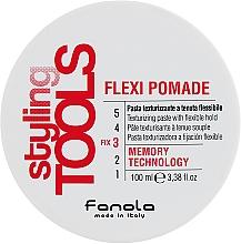 Perfumería y cosmética Pasta texturizante de fijación flexible - Fanola Styling Tools Working Wax Shaping Paste
