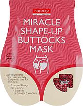Perfumería y cosmética Mascarilla reafirmante para glúteos con colágeno - Purederm Miracle Shape-Up Buttocks Mask