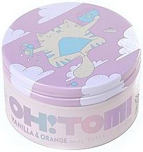 Perfumería y cosmética Manteca corporal con aroma a vainilla y naranja - Oh!Tomi Dreams Vanilla Orange Body Butter
