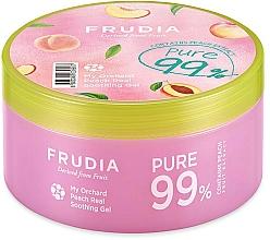 Perfumería y cosmética Gel calmante para rostro y cuerpo con fragancia a melocotón - Frudia My Orchard Peach Real Soothing Gel