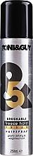 Spray para definición con fijación fuerte - Toni & Guy Brushable Freeze Hold 5 Hairspray — imagen N1