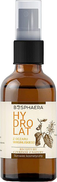 Hidrolato de Hamamelis - Bosphaera Hydrolat