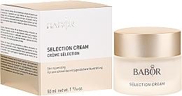 Perfumería y cosmética Crema facial reafirmante y regeneradora - Babor Selection Cream
