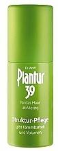 Perfumería y cosmética Crema para cabello con provitamina B5 y extracto de té sin aclarado - Plantur Fur Das Haar ab Vierzing