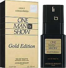 Bogart One Man Show Gold Edition - Eau de toilette — imagen N2