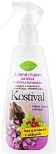 Perfumería y cosmética Spray para piernas cansadas con castaño de indias y cáñamo - Bione Cosmetics Cannabis Kostival Herbal Salve With Horse Chestnut