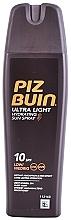 Perfumería y cosmética Spray corporal hidratante con protección solar, SPF 10 - Piz Buin In Sun Moisturizing Spray Spf10