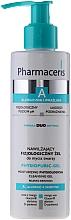 Perfumería y cosmética Gel de limpieza facial con D-pantenol, alantoína - Pharmaceris A Physiopuric-Gel