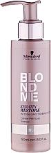 Perfumería y cosmética Mascarilla para cabello intensiva con queratina - Schwarzkopf Professional BlondMe Keratin Restore Intense Care Bonding Potion