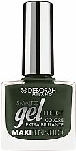 Perfumería y cosmética Esmalte de uñas - Deborah Gel Effect Nail Enamel