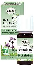 Perfumería y cosmética Bio aceite esencial de verbena exótica 100% - Galeo Organic Essential Oil Exotic Verbena