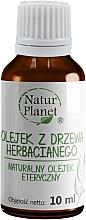 Perfumería y cosmética Aceite de árbol del té - Natur Planet Tea Tree Oil